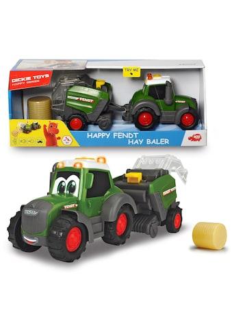 Dickie Toys Spielzeug-Traktor »Happy SeriesFendt Hay Baler Fendt« kaufen