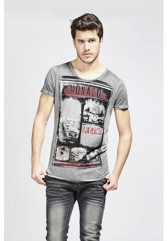 trueprodigy T-Shirt »Monaco Party«, mit trendigem Motivprint kaufen