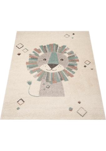 Zala Living Kinderteppich »Lion Stan«, rechteckig, 8 mm Höhe, Spielteppich, besonders... kaufen