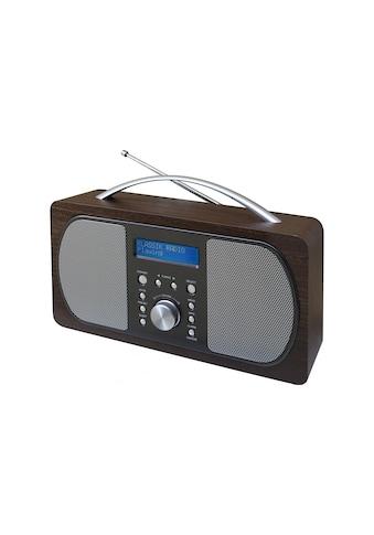 DAB+ Radio, soundmaster, »DAB600 Braun« kaufen