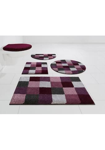 GRUND exklusiv Badematte »Mosaik«, Höhe 20 mm, rutschhemmend beschichtet,... kaufen