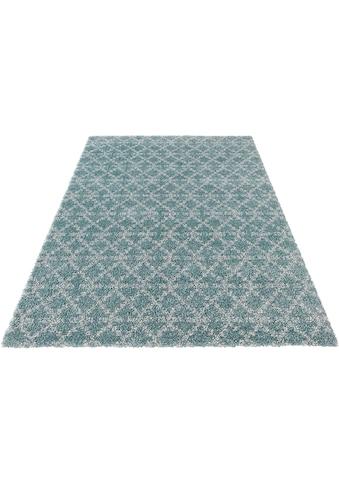 Hochflor - Teppich, »Cameo«, MINT RUGS, rechteckig, Höhe 35 mm, maschinell gewebt kaufen