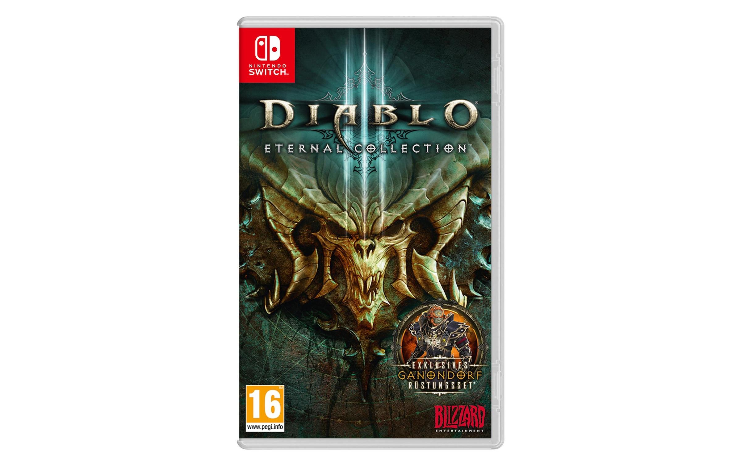 Image of Activision Spiel »Blizzard Diablo 3: Eternal Collection«, Nintendo Switch, Standard Edition