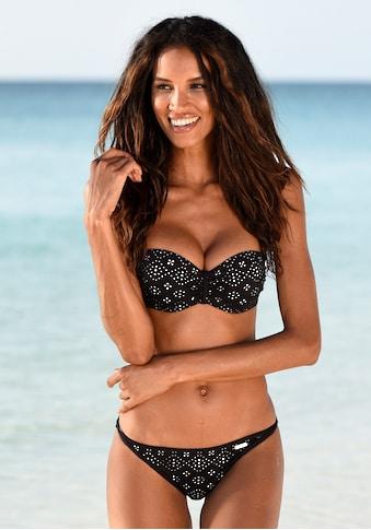Sunseeker Bikini-Hose »Femme«, mit Cut Outs und kanpper Brasilien-Form kaufen