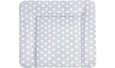 Julius Zöllner Wickelauflage »Softy - Sterne grau«, (1 tlg.), Made in Germany kaufen