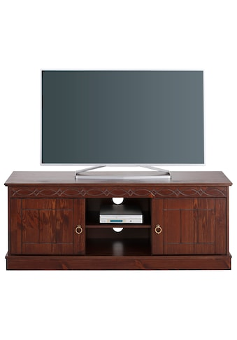 Home affaire TV-Board »Indra«, wahlweise in 2 Breiten, Fernsehtisch kaufen