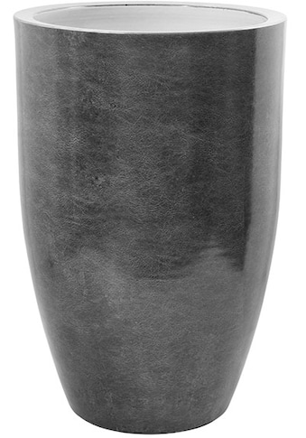 Fink Übertopf »Melua, grau/silberfarben«, (1 St.), Blumenübertopf, Blumentopf, Höhe 61... kaufen