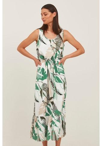 fransa Sommerkleid »Fransa Sommerkleid mit Allover Print«, Sommerkleid kaufen
