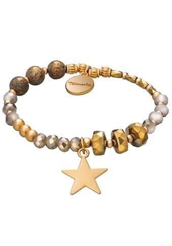 Tamaris Armband »Stern Abby, TF002«, mit Glassteinen kaufen