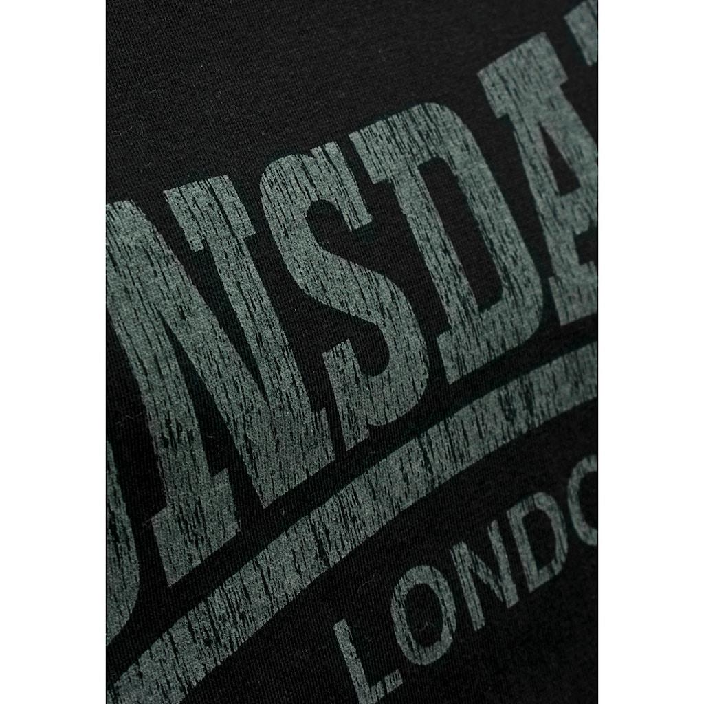 Lonsdale T-Shirt »LOGO KAI«