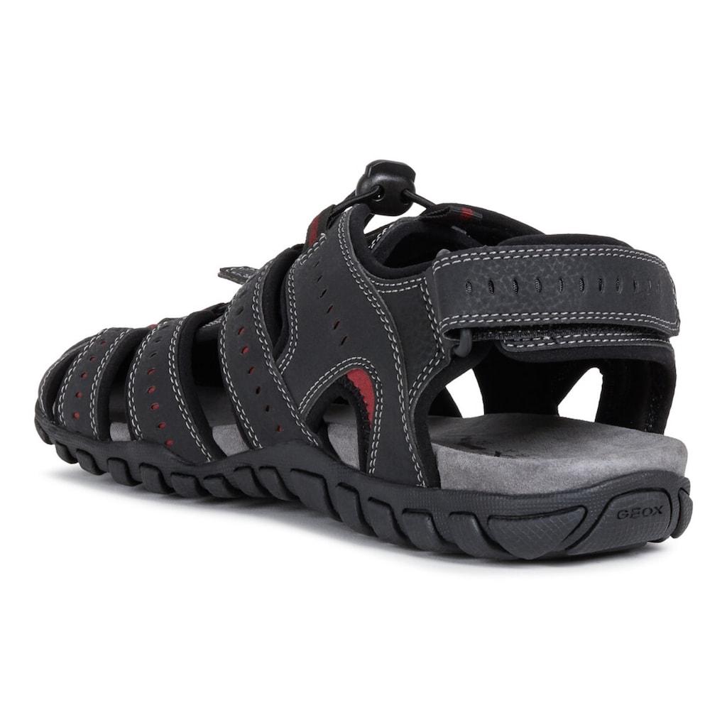 Geox Sandale »MITO«, mit Schnellverschluss