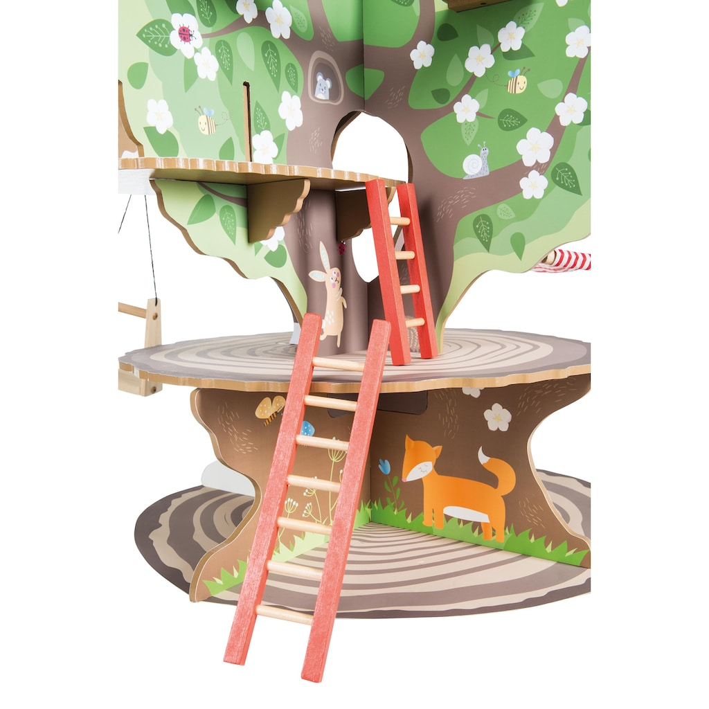 roba® Puppenhaus »4 Jahreszeiten«