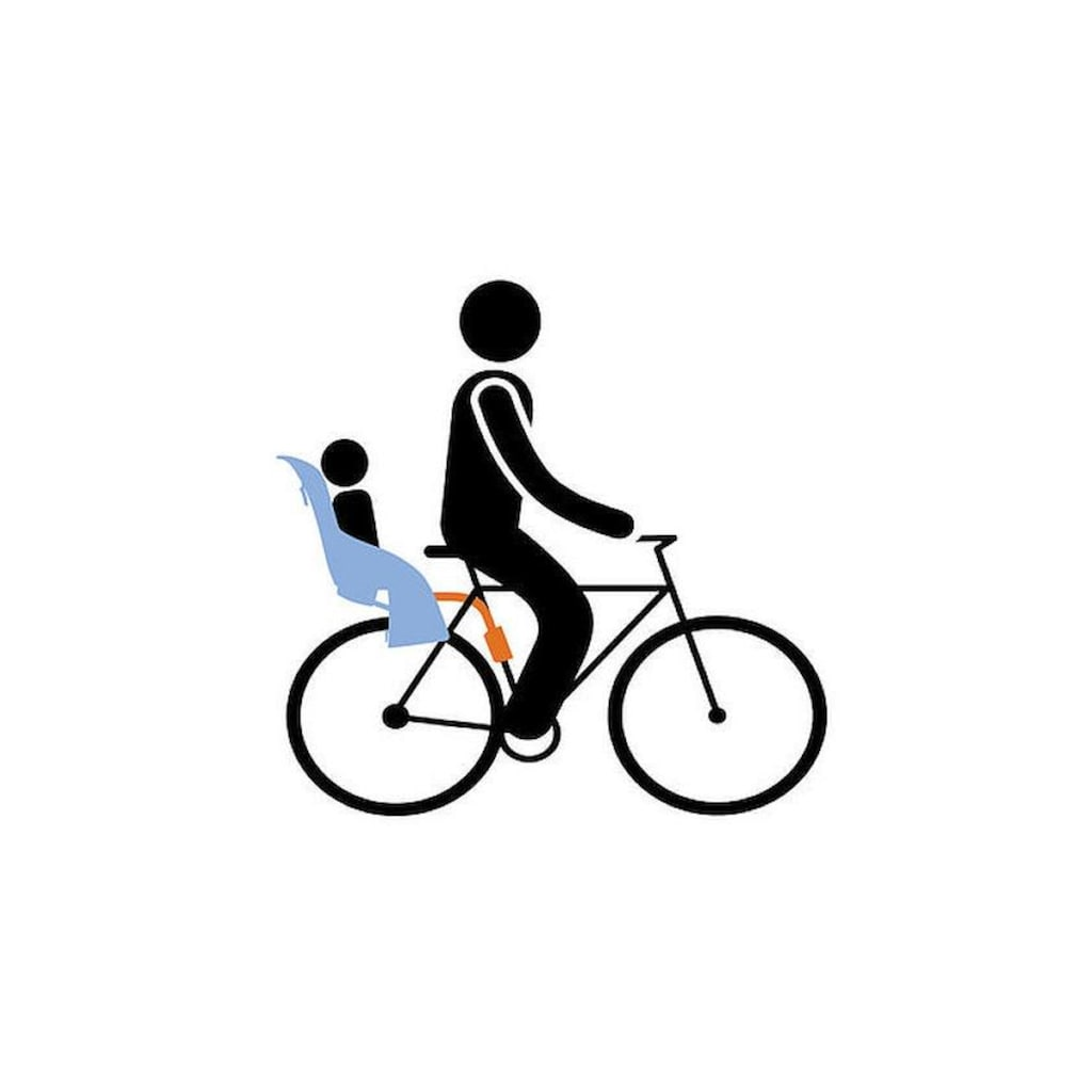 Thule Fahrradkindersitz »RideAlong dunkelgrau«