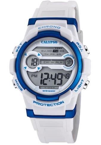CALYPSO WATCHES Chronograph »Digital Crush, K5808/1« kaufen