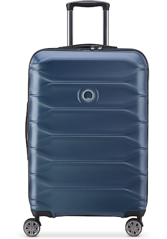 Delsey Hartschalen-Trolley »Meteor, 68 cm, dark blue«, 4 Rollen kaufen