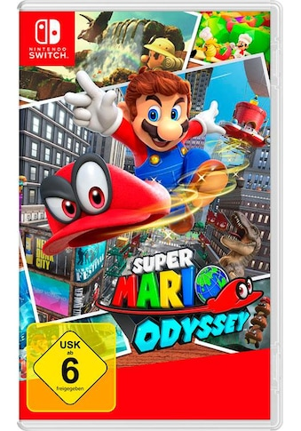 Nintendo Switch Spiel »Super Mario Odyssey«, Nintendo Switch kaufen