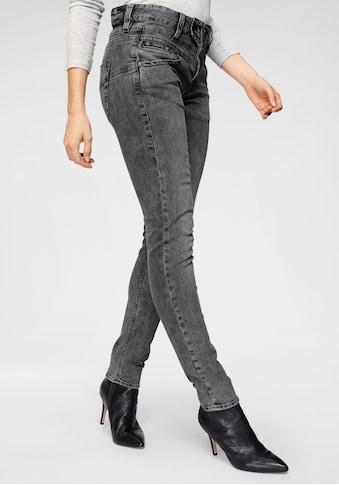 Herrlicher Boyfriend-Jeans »BIJOU«, mit extra breitem Bund und Doppelknopf kaufen