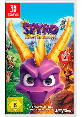 Activision Spiel »Spyro Reignited Trilogy«, Nintendo Switch kaufen