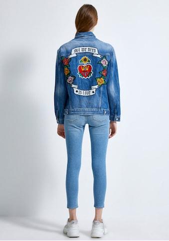 LTB Jeansjacke »Odera« kaufen
