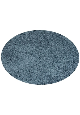 Living Line Teppich »Euphoria«, rund, 19 mm Höhe, Shaggy Teppich, Wohnzimmer kaufen