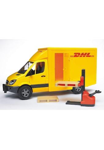 Bruder® Spielzeug-Auto »Mercedes Benz Sprinter DHL«, Made in Germany kaufen