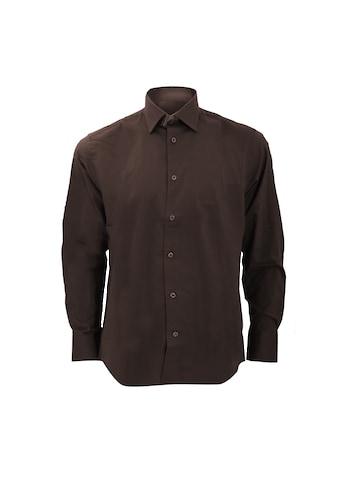 Russell Langarmhemd »Collection Männer Hemd Easy Care, langarm« kaufen