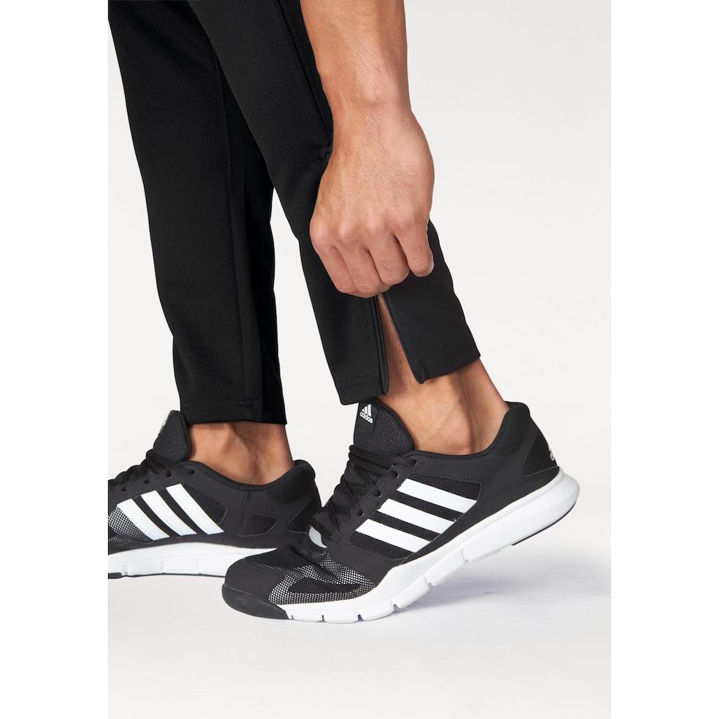 Bruno Banani Trainingshose, mit Reissverschluss am Beinabschluss