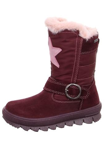 Superfit Winterstiefel »FLAVIA«, mit rosa Fellimitat kaufen