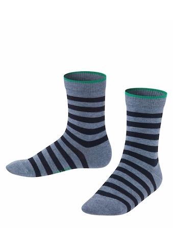 FALKE Socken Double Stripe (1 Paar) kaufen