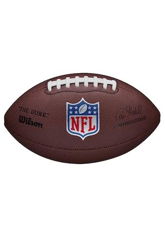 Wilson Football »NFL The Duke Replic« kaufen