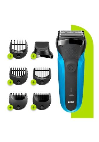 Braun Elektrorasierer »Series 3 Shave&Style 310BT« kaufen