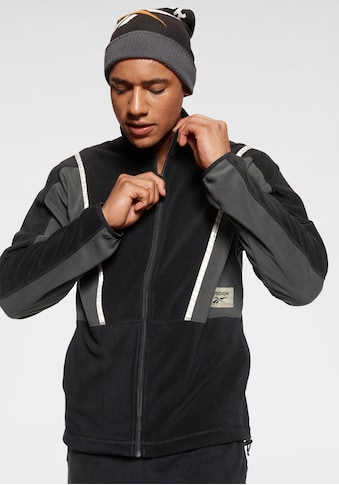 Reebok Classic Fleecejacke »CL GP WE TRACKTOP« kaufen