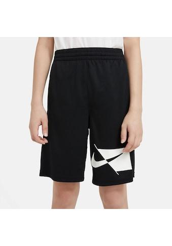 Nike Trainingsshorts »Dri-fit Big Kids' (boys') Training Shorts« kaufen
