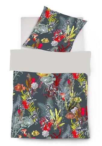 fleuresse Wendebettwäsche »Bed Art S 4200 (2/3tlg.)«, einfach mal abtauchen kaufen