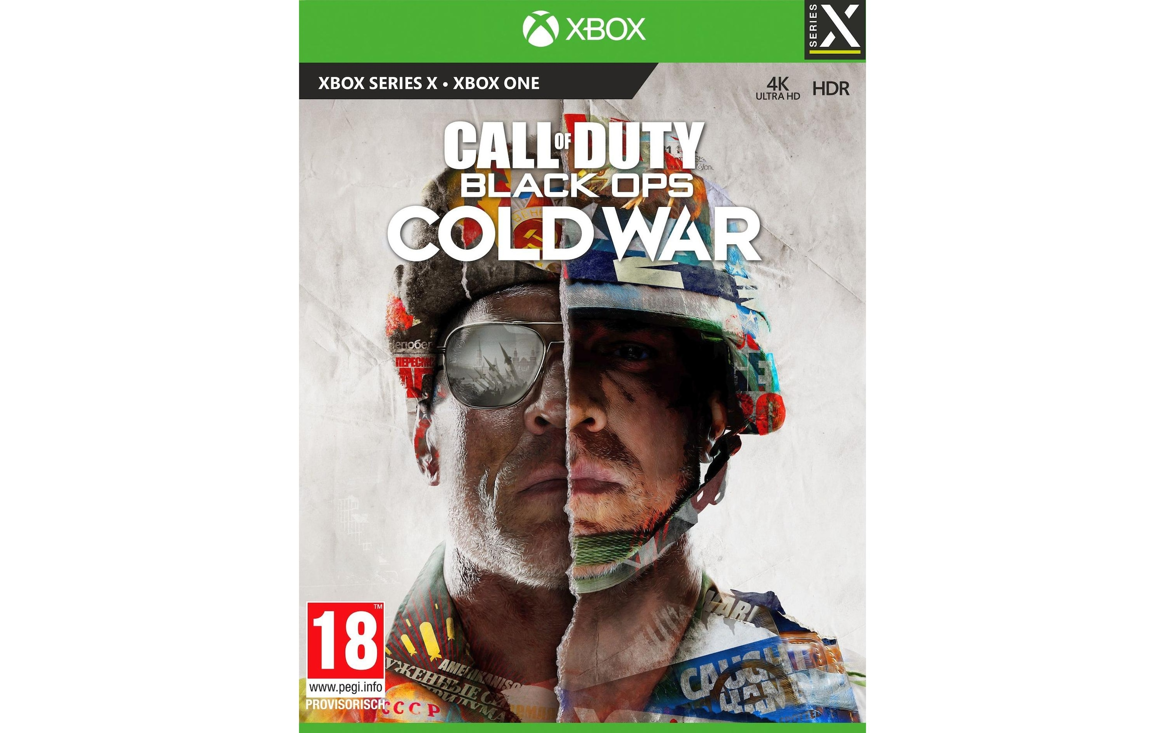 Image of ACTIVISION BLIZZARD Spiel »Call of Duty: Black Ops Cold War«, Xbox One