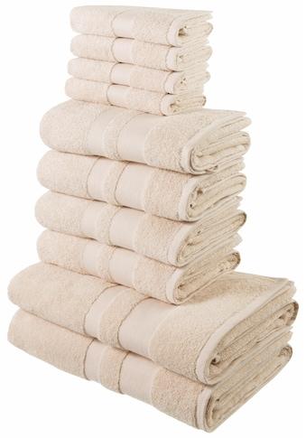 Handtuch Set, »Ada«, my home (Set) kaufen