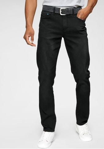 H.I.S Slim-fit-Jeans »FLUSH«, Nachhaltige, wassersparende Produktion durch OZON WASH kaufen