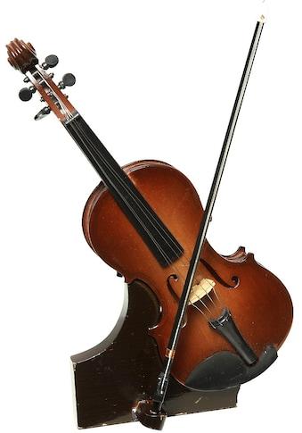 Ambiente Haus Dekofigur »Geige 23cm« kaufen