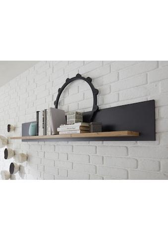 my home Wandregal »BRÜGGE«, Mit einer dekorativen Rahmenoptik kaufen