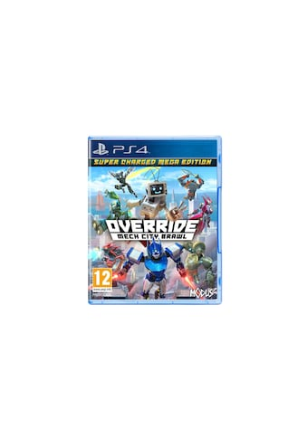 Spiel »Override Mech City Brawl - Super Charged Mega Edition«, PlayStation 4 kaufen