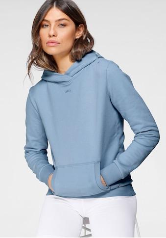 Tamaris Hoodie, in Trendfarbe hellblau - NEUE KOLLEKTION kaufen