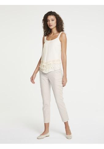 LINEA TESINI by Heine Shirttop, mit Spitze kaufen