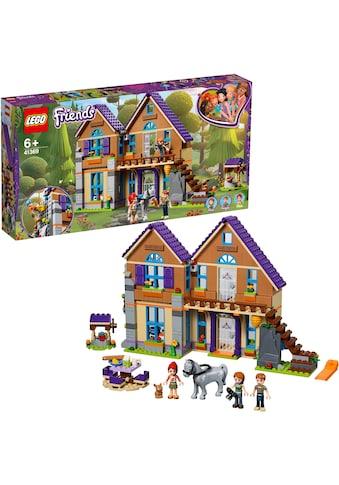 """LEGO® Konstruktionsspielsteine """"Mias Haus mit Pferd (41369), LEGO® Friends"""", Kunststoff, (715 - tlg.) kaufen"""