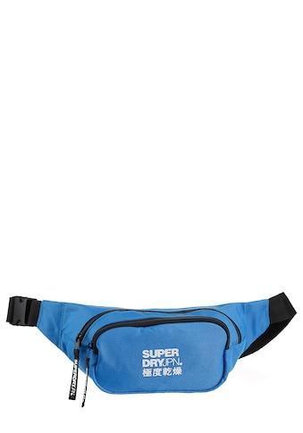 Superdry Bauchtasche, kann auch Crossbody getragen werden kaufen