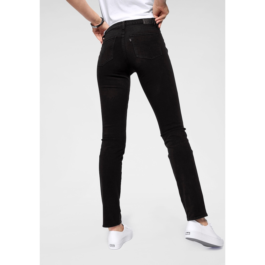 Levi's® Röhrenjeans »312 Shaping Slim«, Schmale Shaping Slim Form