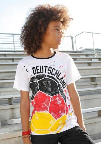 Arizona T - Shirt »Fussball / Deutschland« kaufen
