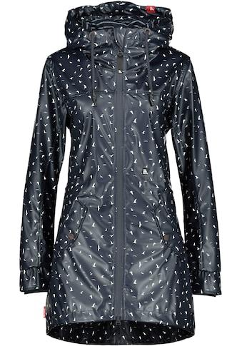 Alife & Kickin Outdoorjacke »AudreyAK«, sportiver Raincoat in leuchtenden Farben kaufen