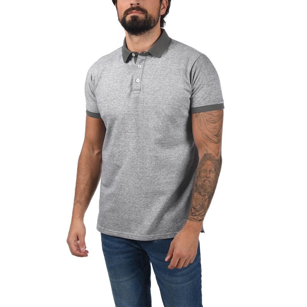 Solid Poloshirt »Panos«, Polo
