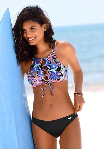 Bench. Bustier-Bikini-Top »Pitch«, mit buntem Druck kaufen