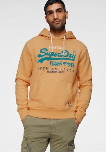 Superdry Kapuzensweatshirt »VL TRI HOOD« kaufen